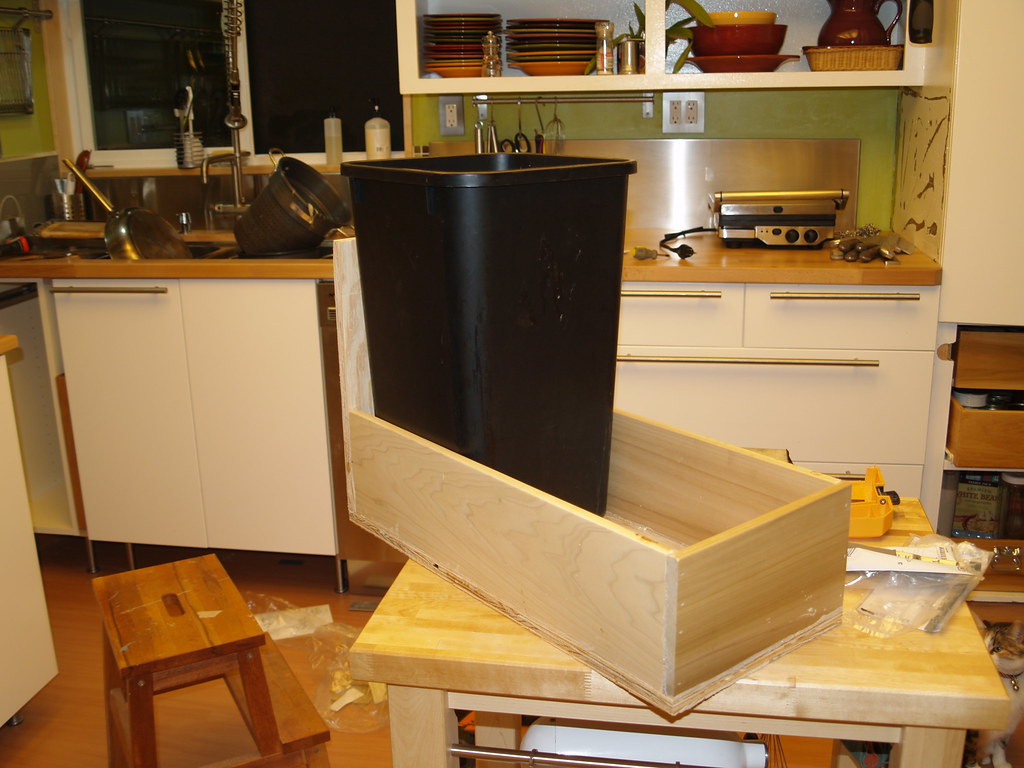 Ikea Pull Out Kitchen Cabinet