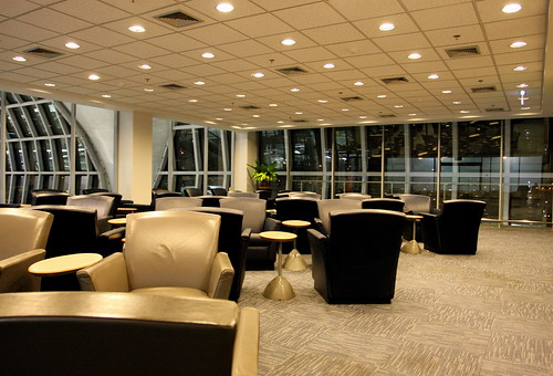 how to get into lounge at bangkok