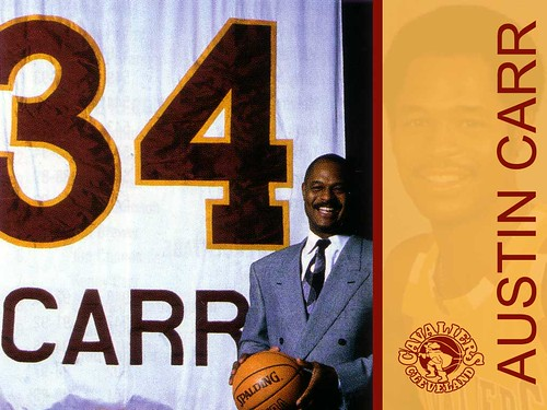 Carr Retired Number | by Cavs History