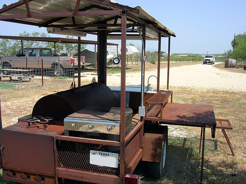 Competition Bbq Pit By K Portis Competition Bbq Pit