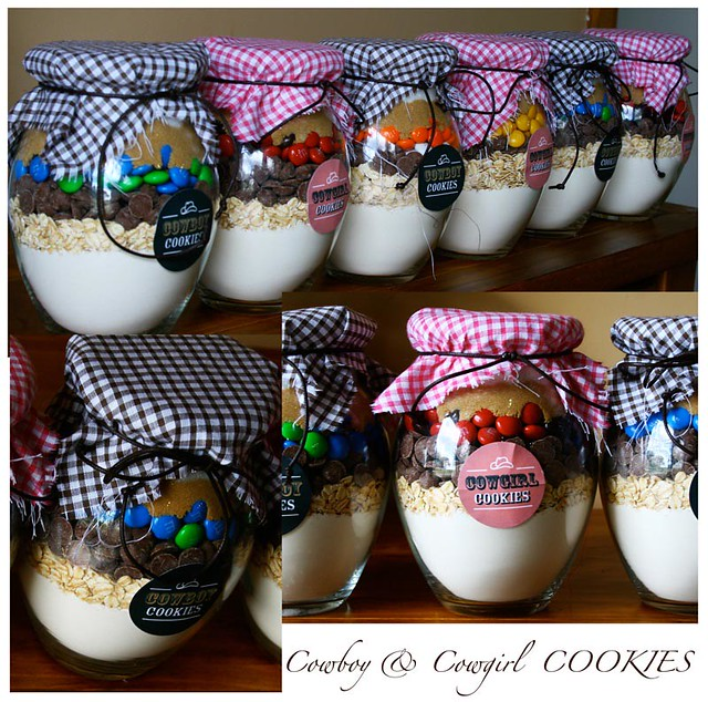 school fete craft ideas cookies cowboy amp cookies in a jar all you need 5374