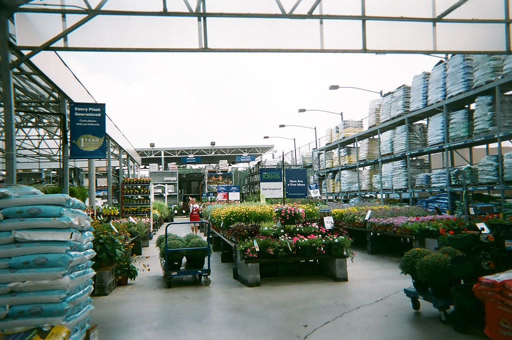 Lowes Garden Center Olympus C 770 Ted Johnson Flickr