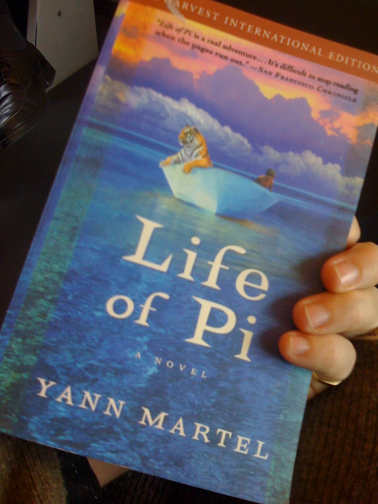 "the discovery of true faith in life of pi a novel by yann martel Life of pi: perspectives on truth yann martel's complexly simple novel, life of pi the novel this ""faith"" led me to think that it was rather."