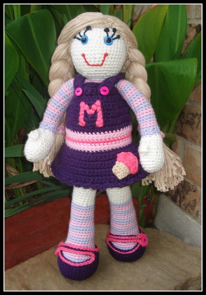 Ms Courtney Cupcake Doll Shana Lane Flickr