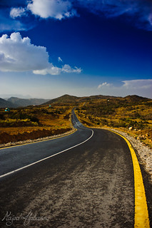 The Road | by Majed alabassi 
