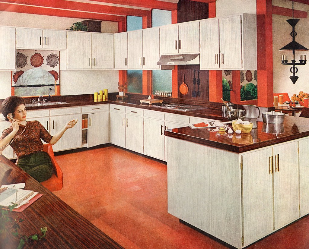 Image result for 1970s kitchen