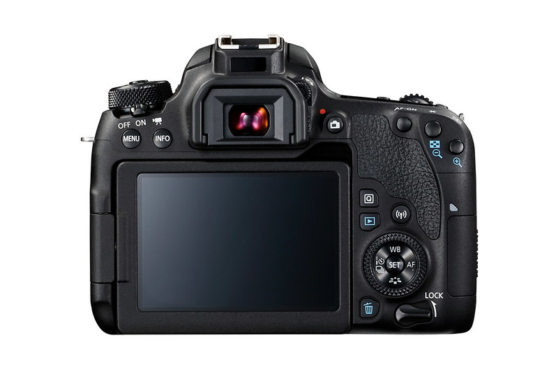 Canon EOS 77D; photo courtesy of Canon