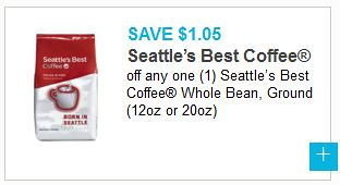 Seattle's Best Coffee or K-cups