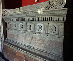 The Scipio Barbatus sarcophagus