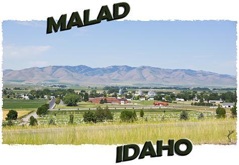 Malad Idaho Idaho Thru My Eyes The Malad Valley We Had
