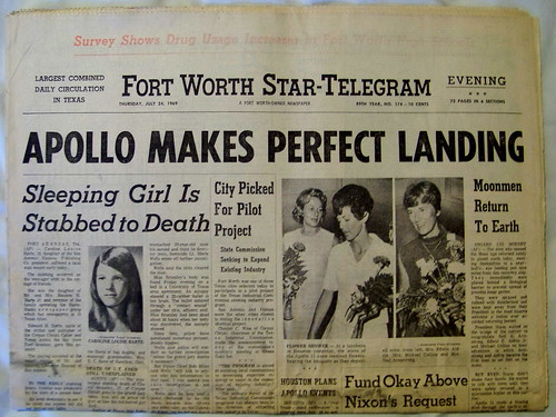 moon landing article - photo #25