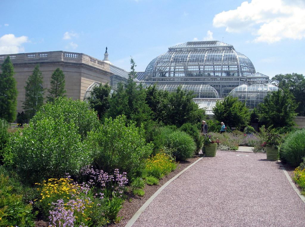 Washington D.C. - United States Botanic Garden - Gardens &… | Flickr