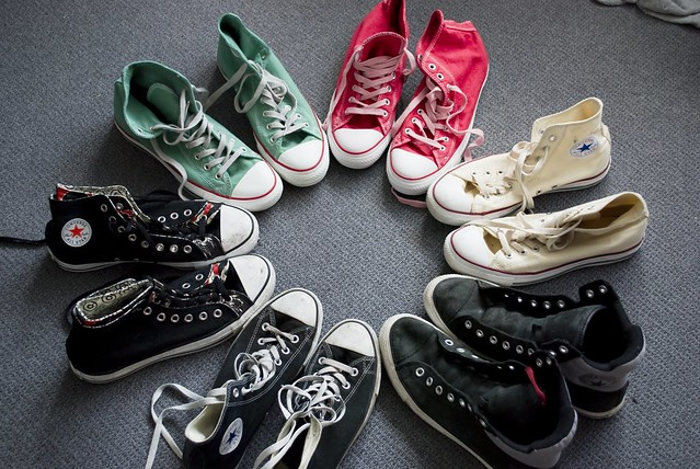 Latest Converse Shoes For Ladies