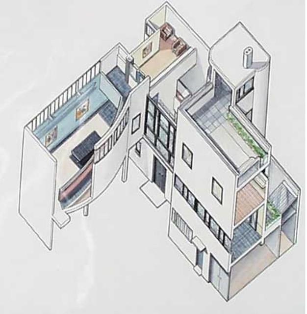 Villa La Roche Arch Le Corbusier Pierre Jeanneret Pari