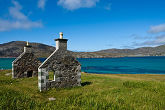 House with a view, Isle of Vatersay - [Explored] | by www.bazpics.com