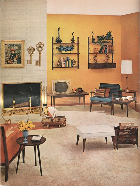 vintage style living room all these things you can buy wit flickr. Black Bedroom Furniture Sets. Home Design Ideas