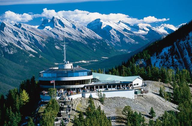 Canada Train Tour Whistler