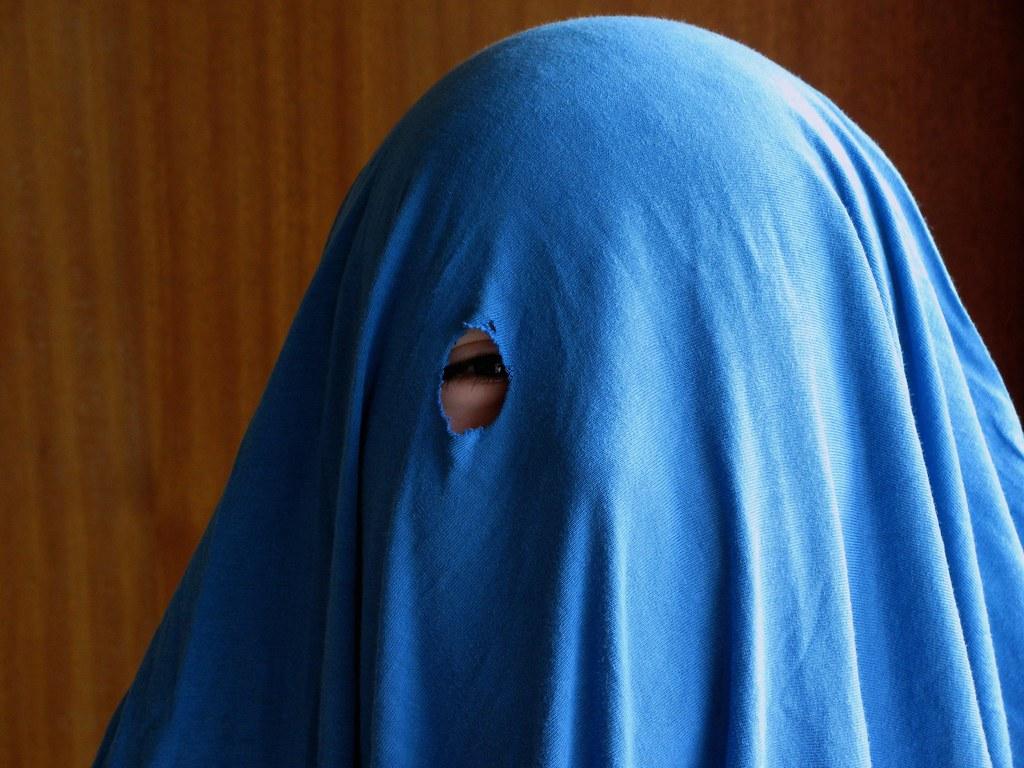 the little burka man