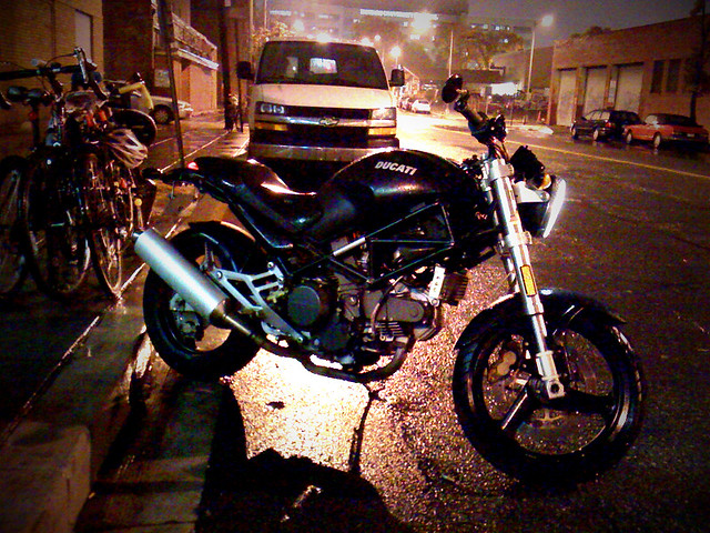 Ducati Hammerhead