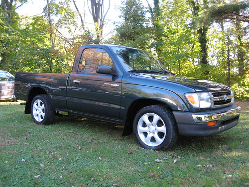 """1998 Toyota Tacoma 