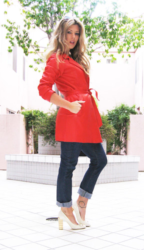 red-leather-coat-4 | by ...love Maegan