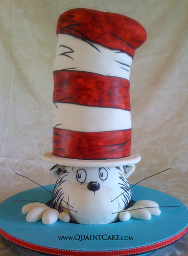 Dr Seuss Hat Cake Pan