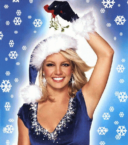 christmas Britney spears