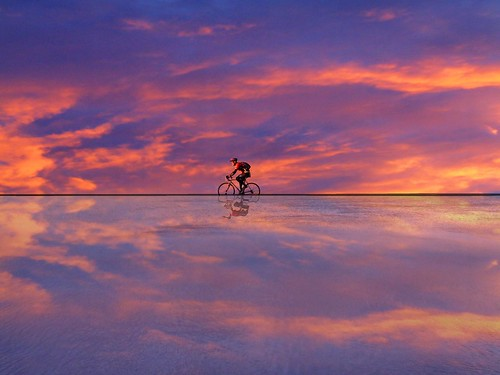 Sunset cycling | by iamnotanumber8885