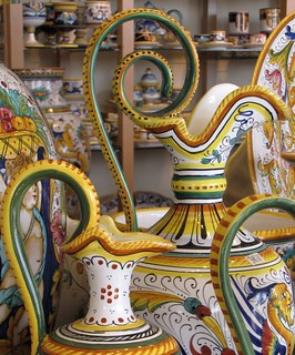 Italian Pottery | by :KayEllen