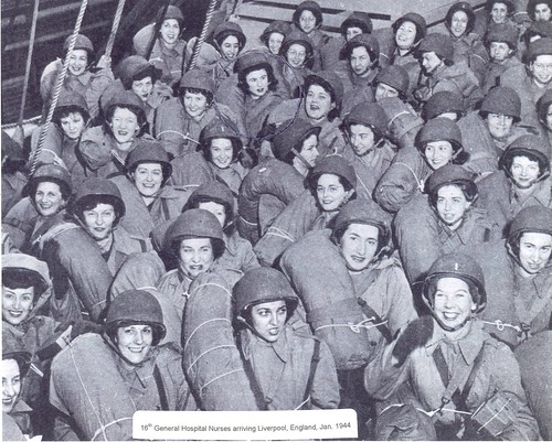 16th General Hosp Nurses, Jan 1944 | by JWA Commons
