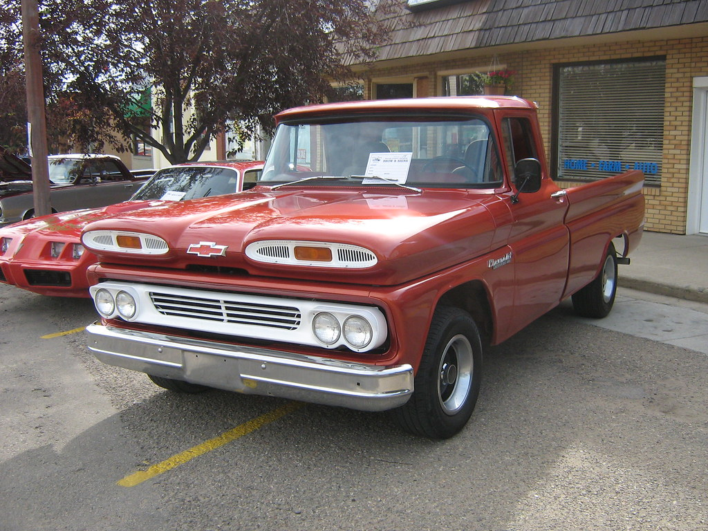 Old Chevy Trucks Sale