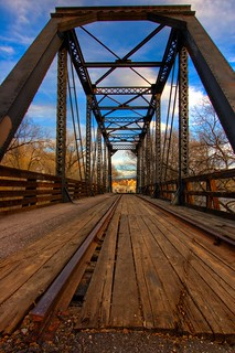 The Bridge on Granite Creek | by Larry Zimmer Photography