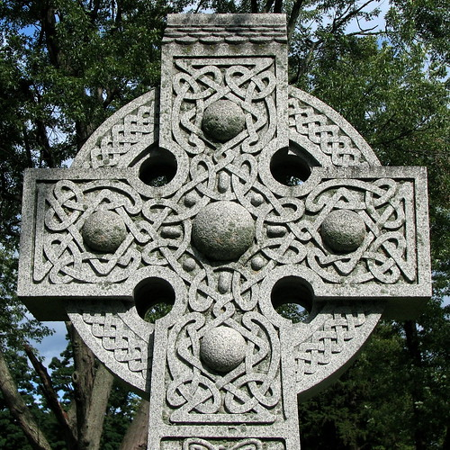 celtic • cross | by origamidon