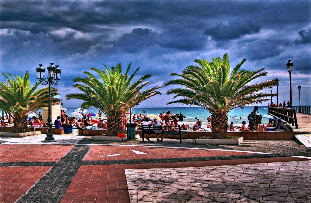 Paralia - Katerini Beach (Greece)