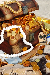 Treasure Chest Cake | by creolecakes