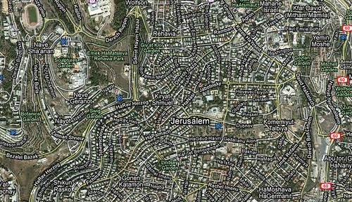 Google Maps Israel back to English | www.seroundtable.com/ar… | Flickr