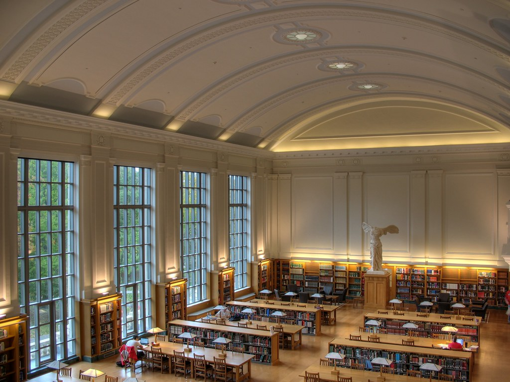 Library Company Reading Room
