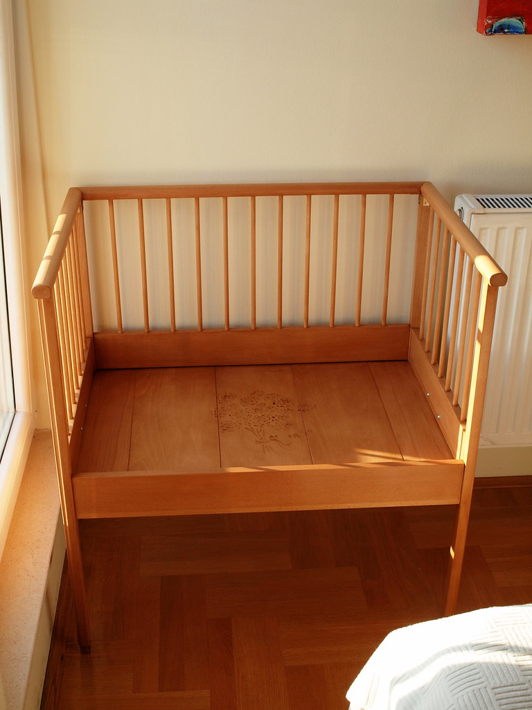 Simple Bassinet Co Sleeper This Project Was A ˝simple