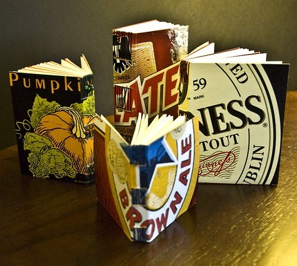 Beer Box Books | by mutineermagazine