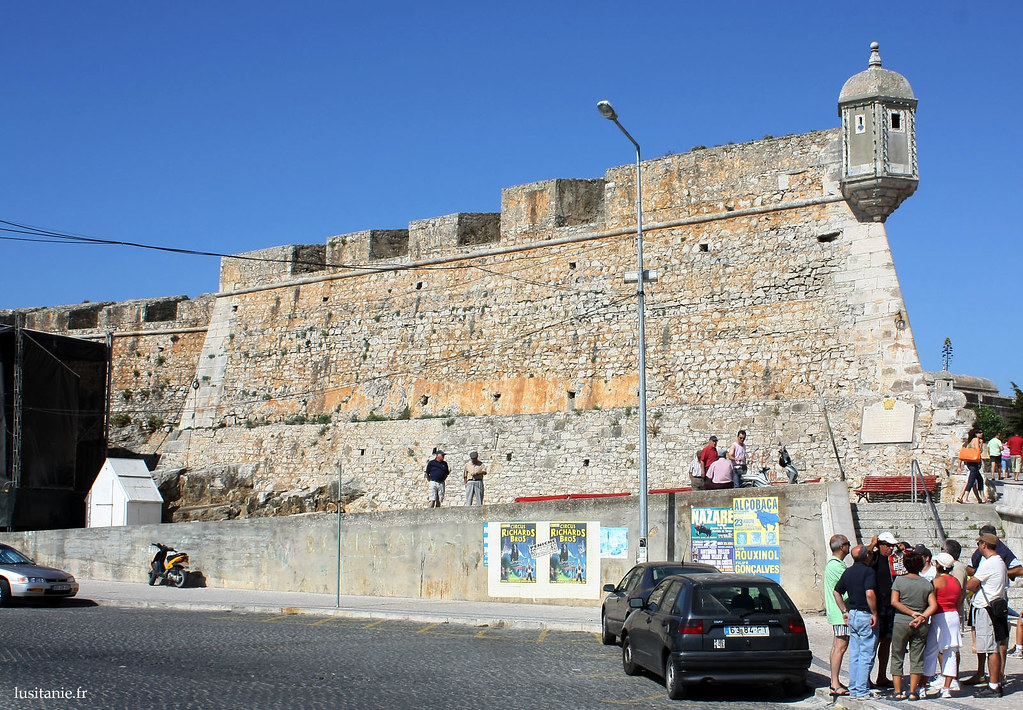Le Fort, avec une tourelle caractéristique