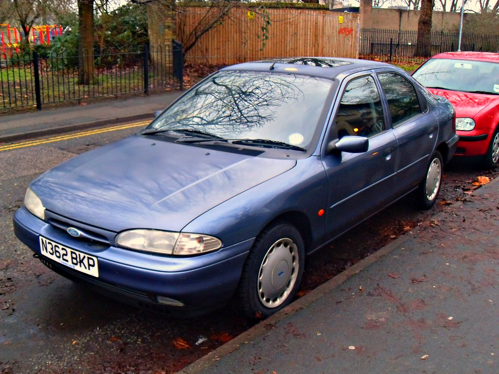 1996 ford mondeo mk1 the original non facelift mondeo is b flickr. Black Bedroom Furniture Sets. Home Design Ideas
