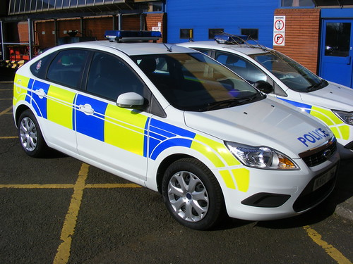 (1113) GMP Greater Manchester Police Ford Focus MX60 JHK | by Call the Cops 999