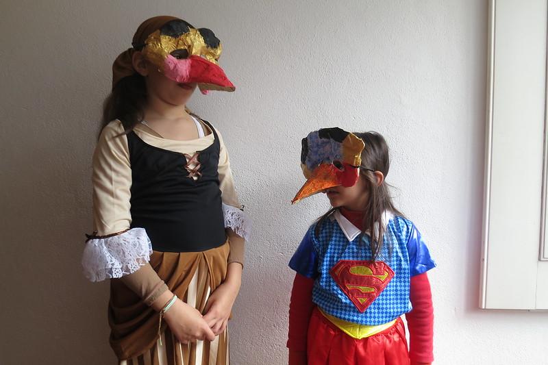 Carnaval no Museu
