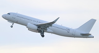 AIRBUS A320-232SL CAMBODIA ANGKOR AIR F-WWDO MSN7585 (XU-...) A L'AEROPORT TOULOUSE-BLAGNAC LE 10 02 17