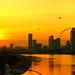 """ Singapore Sunset"""