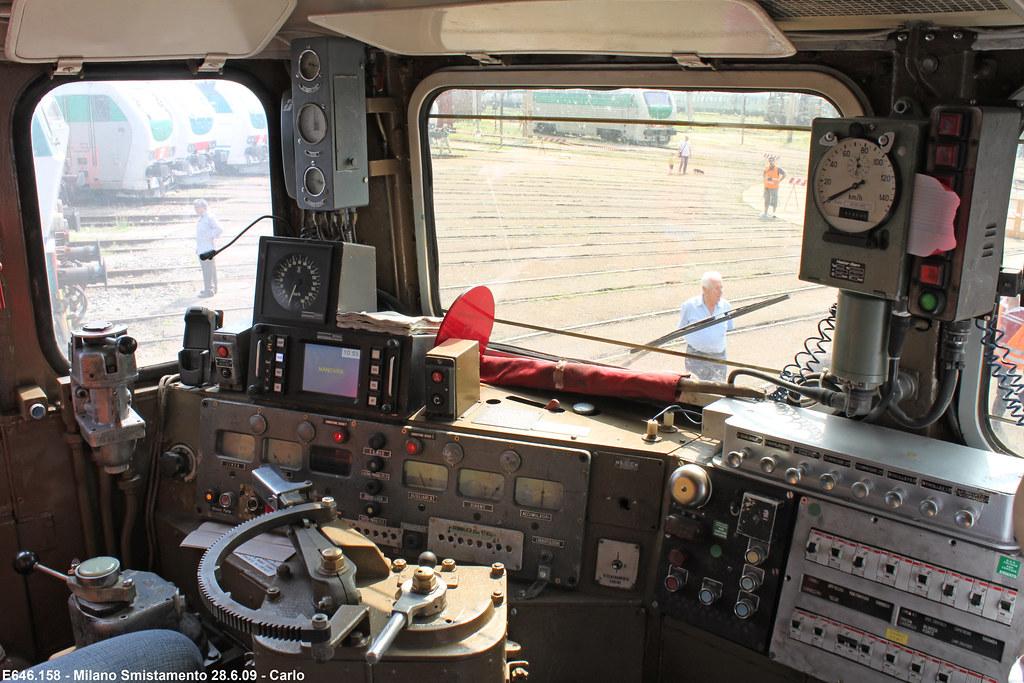 Fs cabina milano smistamento 28 96 09 cabina for Riparazione della cabina di log