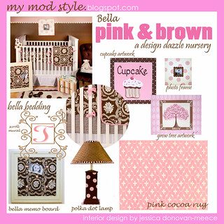 Design Dazzle Design Board | by Jessie {Creating Happy}