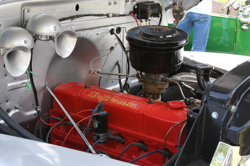 1950 Gmc Engine Straight Six In A 1950 Gmc Engine Dave