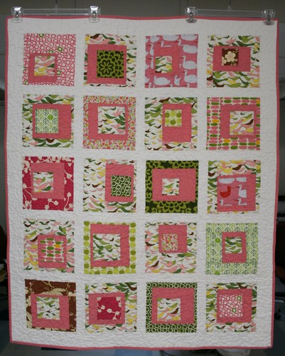Lucy's Quilt Top Finished | by Mle BB