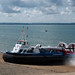 Hovercraft at Lee-on-the-Solent hovercraft museum